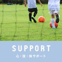 心・技・体サポート
